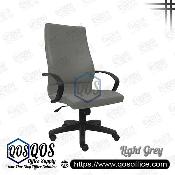 Office Chair Executive Chair QOS-CH160H Light Grey