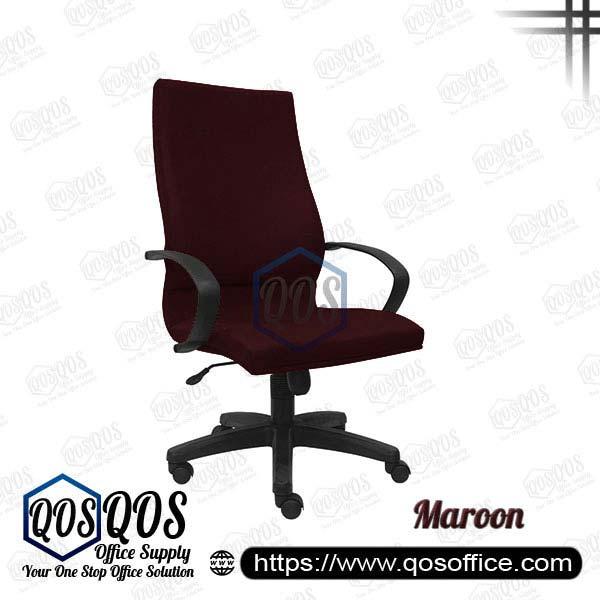 Office Chair Executive Chair QOS-CH160H Maroon
