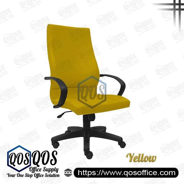 Office Chair Executive Chair QOS-CH160H Yellow