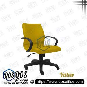 Office Chair Executive Chair QOS-CH162H Yellow