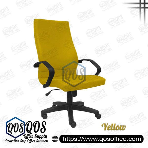Office Chair Executive Chair QOS-CH170H Yellow