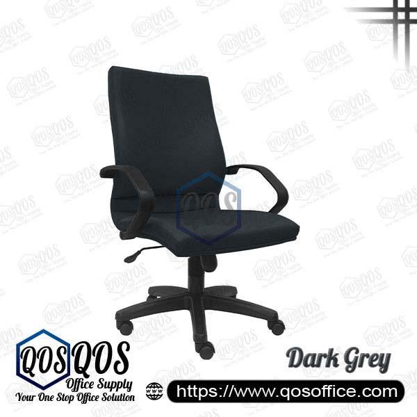 Office Chair Executive Chair QOS-CH171H Dark Grey