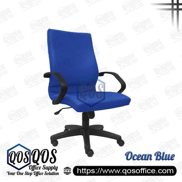 Office Chair Executive Chair QOS-CH171H Ocean Blue