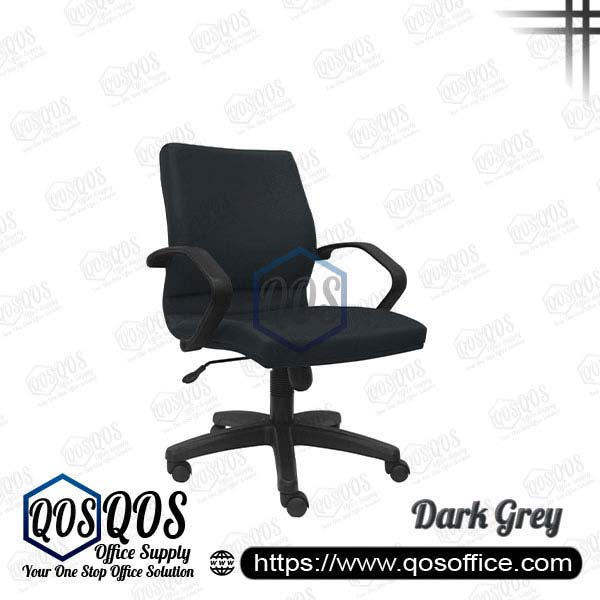 Office Chair Executive Chair QOS-CH172H Dark Grey