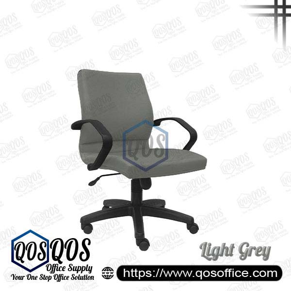 Office Chair Executive Chair QOS-CH172H Light Grey
