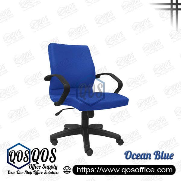 Office Chair Executive Chair QOS-CH172H Ocean Blue