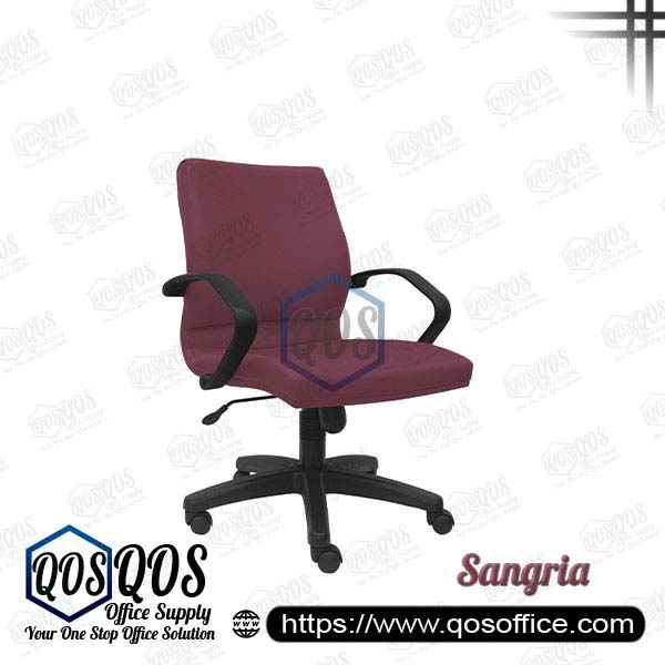 Office Chair Executive Chair QOS-CH172H Sangria