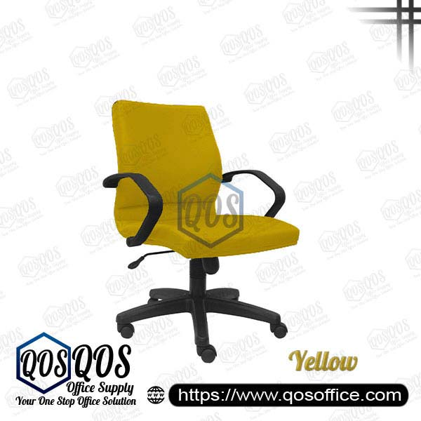 Office Chair Executive Chair QOS-CH172H Yellow