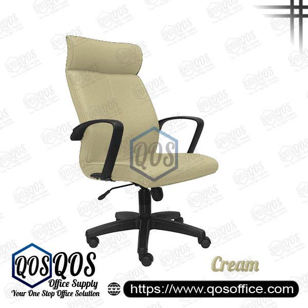 Office Chair Executive Chair QOS-CH181H Cream