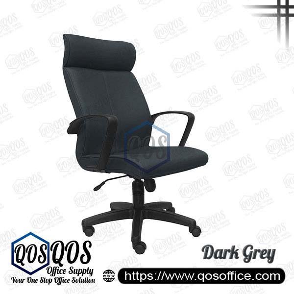 Office Chair Executive Chair QOS-CH181H Dark Grey