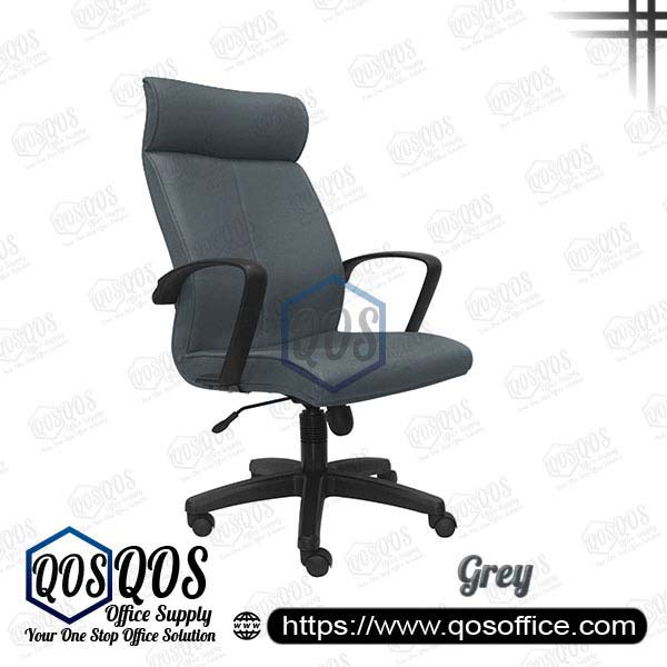 Office Chair Executive Chair QOS-CH181H Grey
