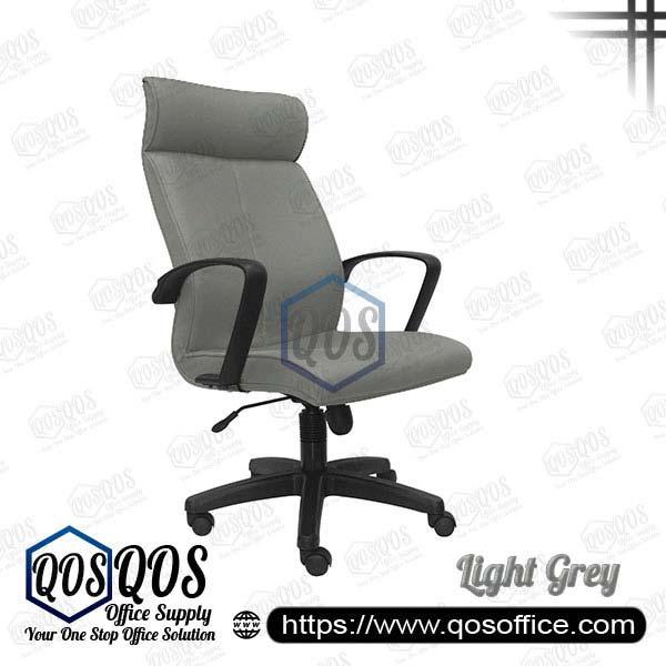 Office Chair Executive Chair QOS-CH181H Light Grey