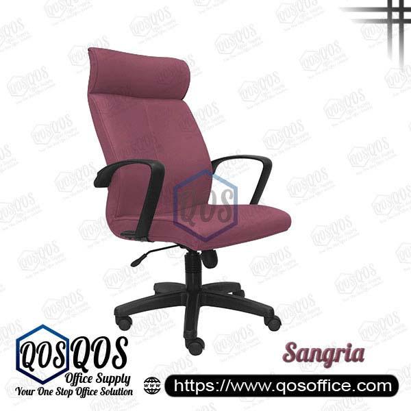 Office Chair Executive Chair QOS-CH181H Sangria