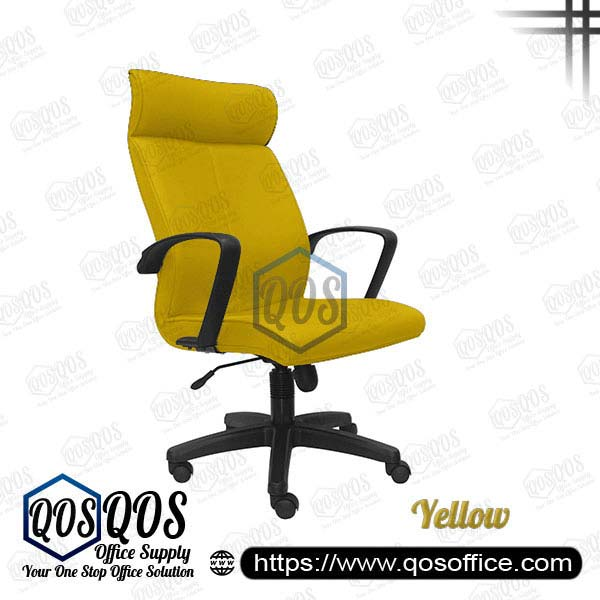 Office Chair Executive Chair QOS-CH181H Yellow