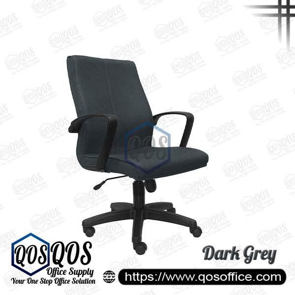 Office Chair Executive Chair QOS-CH182H Dark Grey