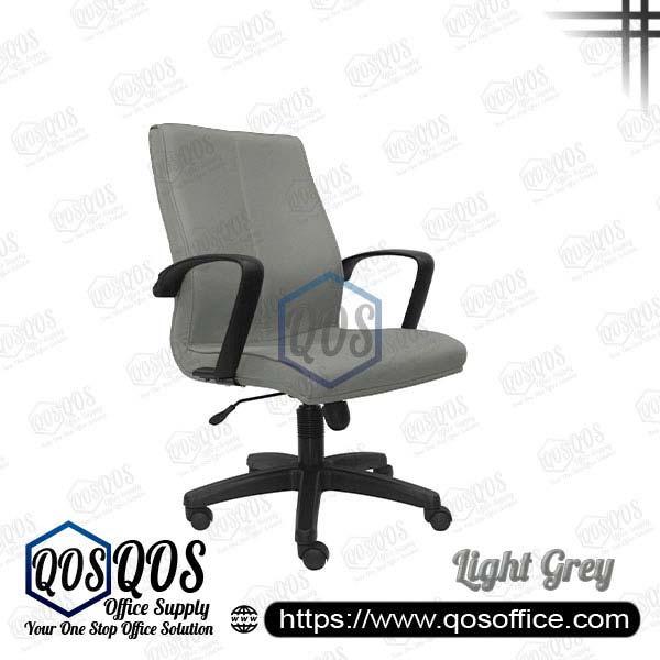 Office Chair Executive Chair QOS-CH182H Light Grey