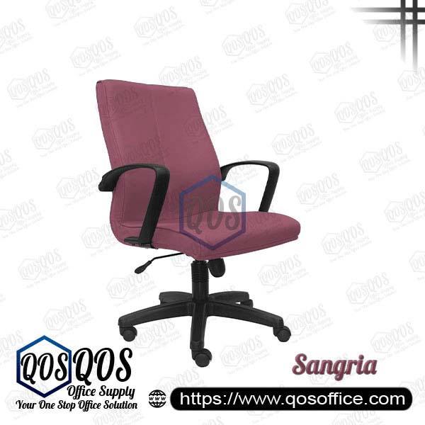 Office Chair Executive Chair QOS-CH182H Sangria