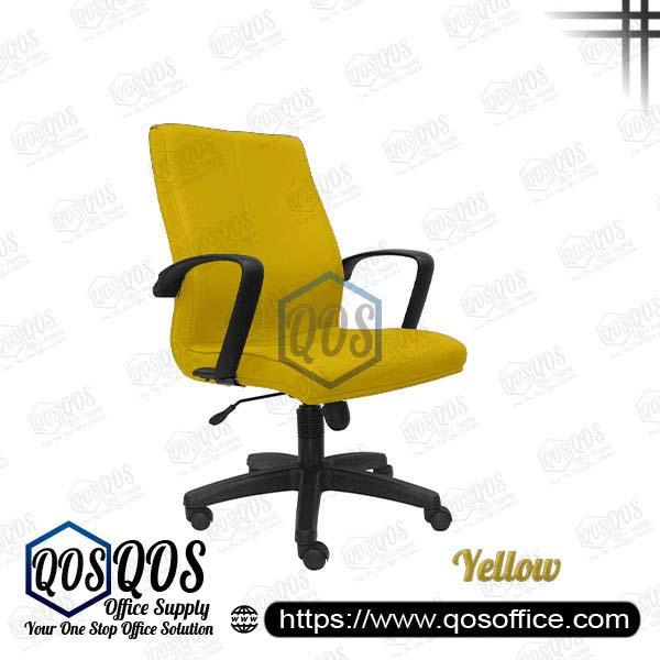 Office Chair Executive Chair QOS-CH182H Yellow
