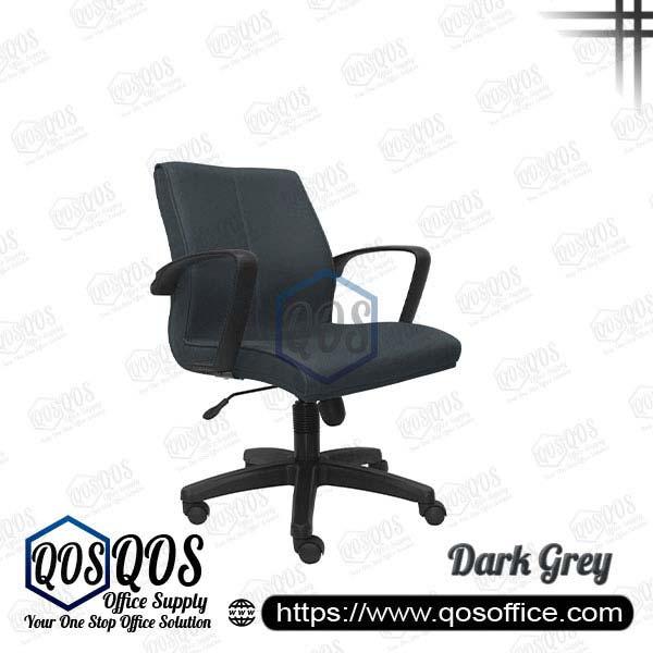Office Chair Executive Chair QOS-CH183H Dark Grey