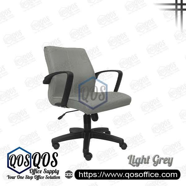 Office Chair Executive Chair QOS-CH183H Light Grey