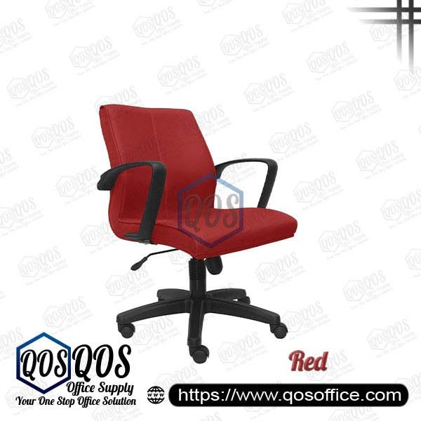 Office Chair Executive Chair QOS-CH183H Red