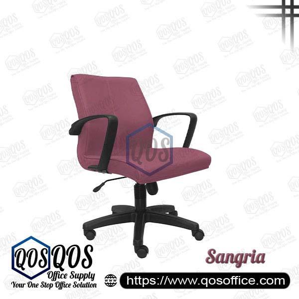 Office Chair Executive Chair QOS-CH183H Sangria