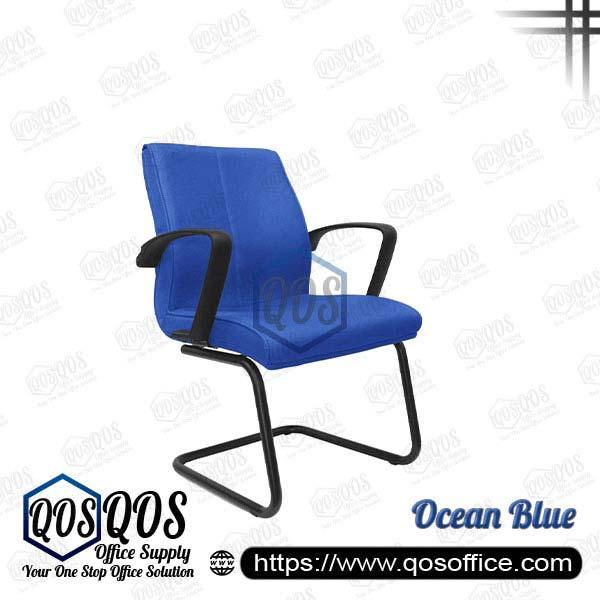 Office Chair Executive Chair QOS-CH184S Ocean Blue