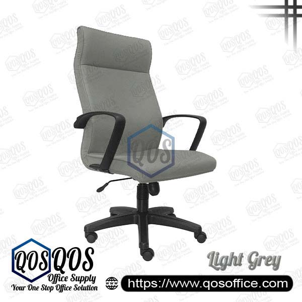 Office Chair Executive Chair QOS-CH191H Light Grey