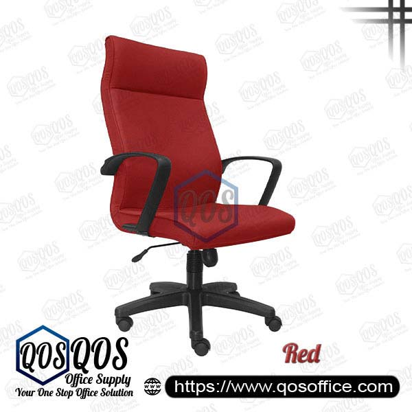 Office Chair Executive Chair QOS-CH191H Red