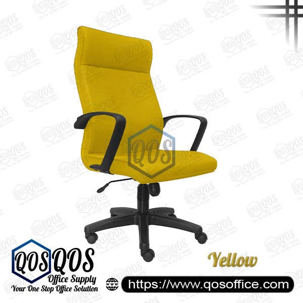 Office Chair Executive Chair QOS-CH191H Yellow