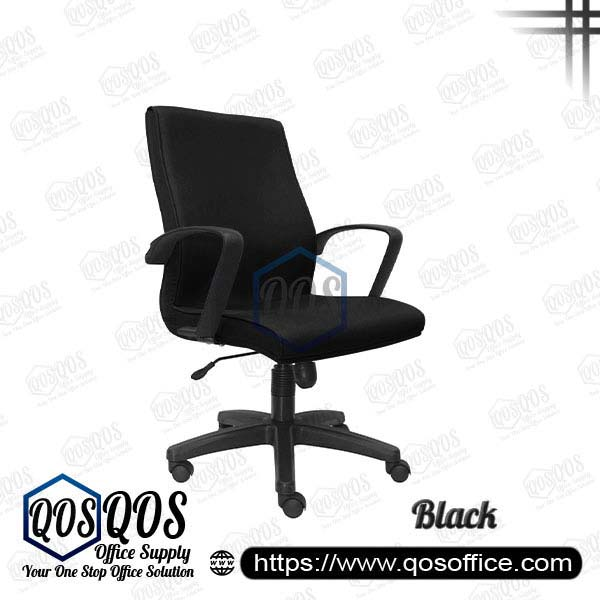 Office Chair Executive Chair QOS-CH192H Black