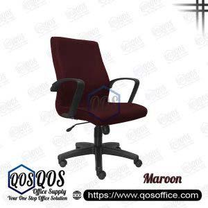 Office Chair Executive Chair QOS-CH192H Maroon
