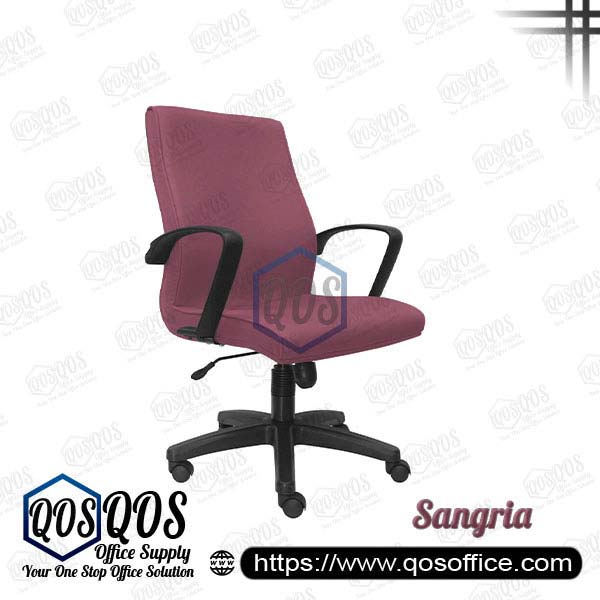 Office Chair Executive Chair QOS-CH192H Sangria