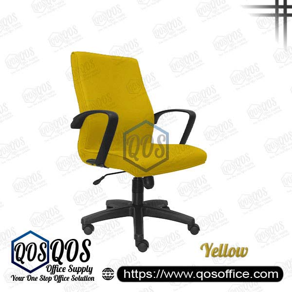 Office Chair Executive Chair QOS-CH192H Yellow