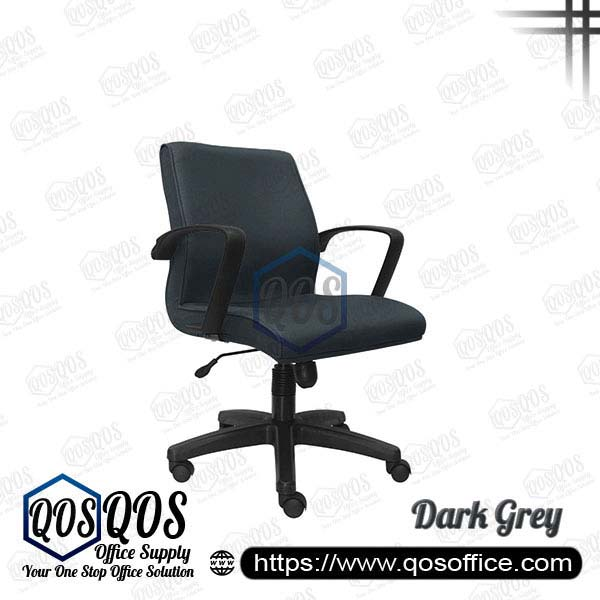 Office Chair Executive Chair QOS-CH193H Dark Grey