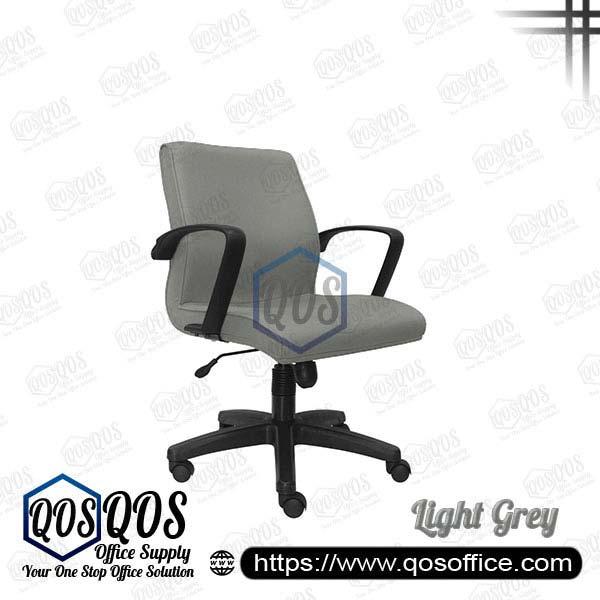 Office Chair Executive Chair QOS-CH193H Light Grey