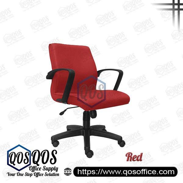 Office Chair Executive Chair QOS-CH193H Red