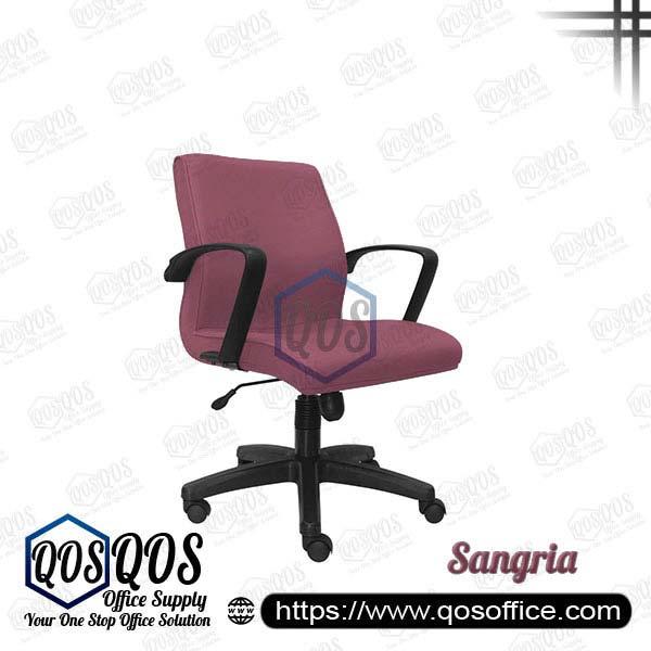 Office Chair Executive Chair QOS-CH193H Sangria