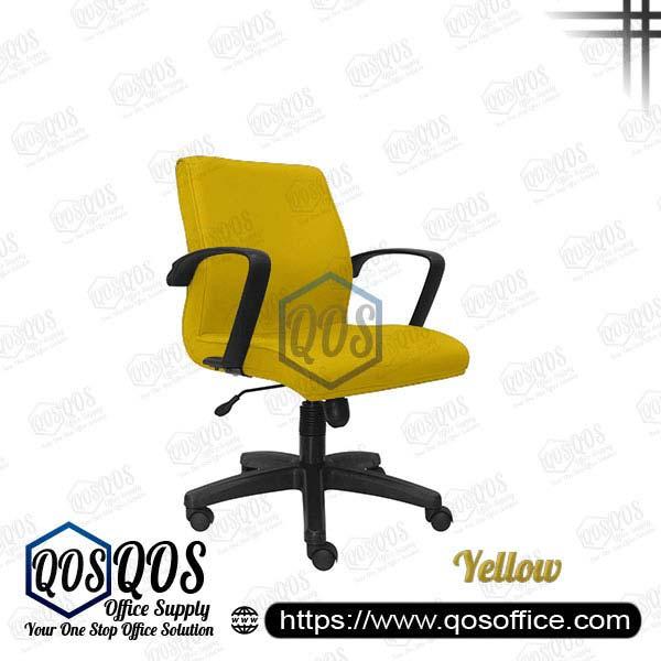 Office Chair Executive Chair QOS-CH193H Yellow