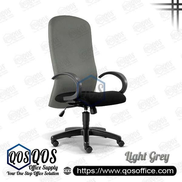 Office Chair Executive Chair QOS-CH2000H Light Grey