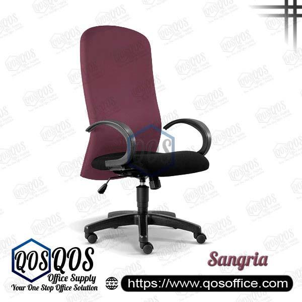Office Chair Executive Chair QOS-CH2000H Sangria