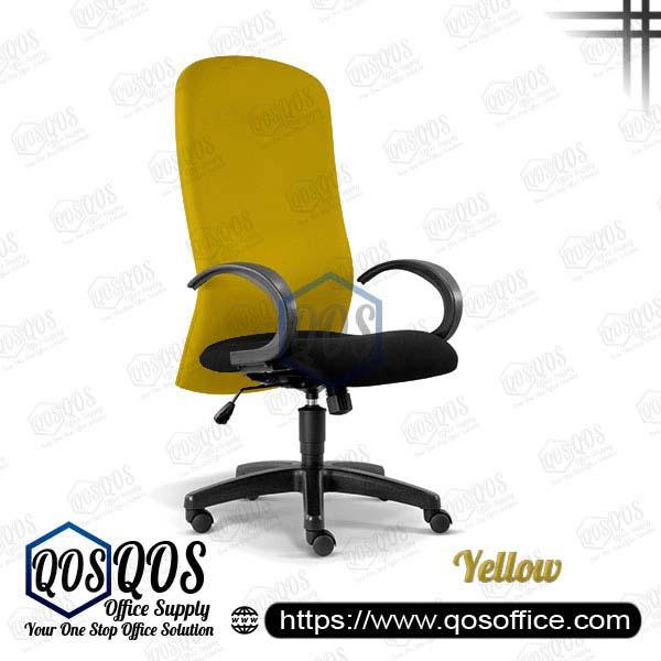 Office Chair Executive Chair QOS-CH2000H Yellow
