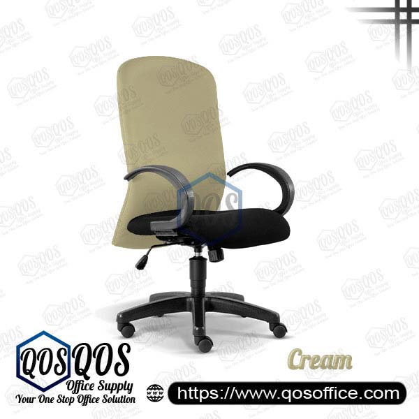Office Chair Executive Chair QOS-CH2001H Cream