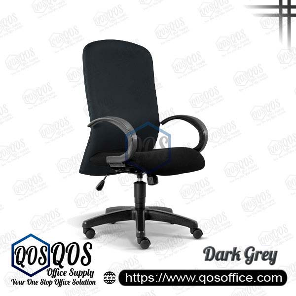 Office Chair Executive Chair QOS-CH2001H Dark Grey