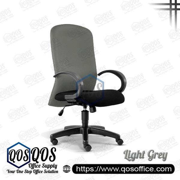 Office Chair Executive Chair QOS-CH2001H Light Grey