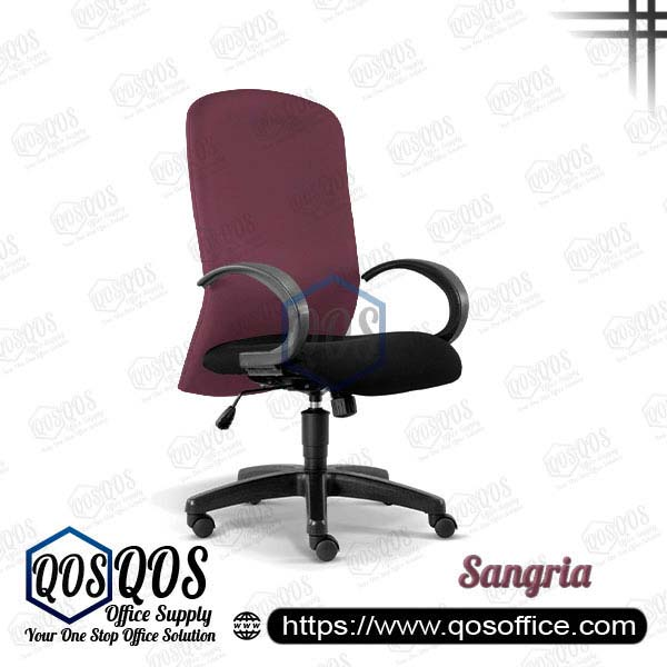 Office Chair Executive Chair QOS-CH2001H Sangria