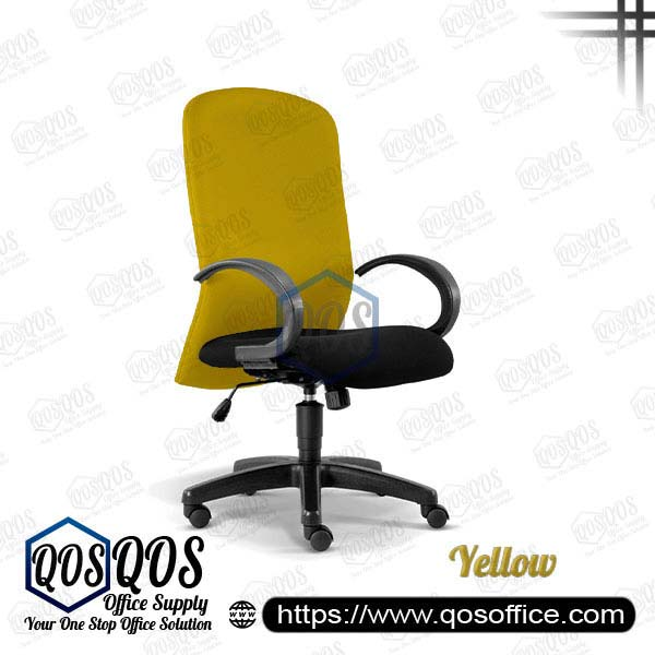 Office Chair Executive Chair QOS-CH2001H Yellow