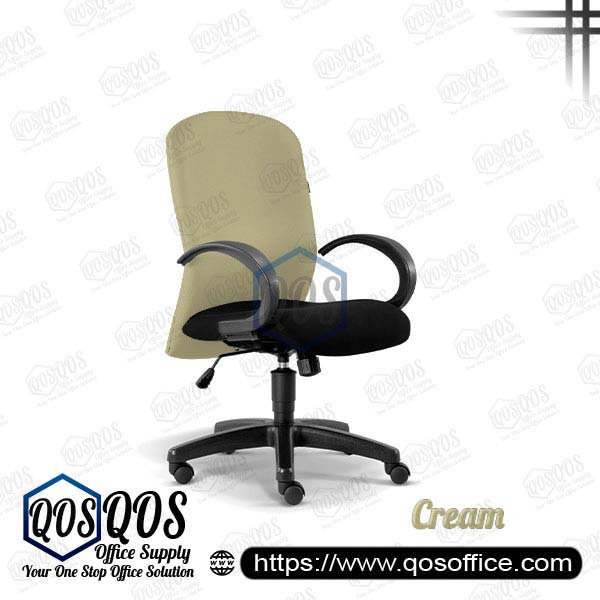 Office Chair Executive Chair QOS-CH2002H Cream