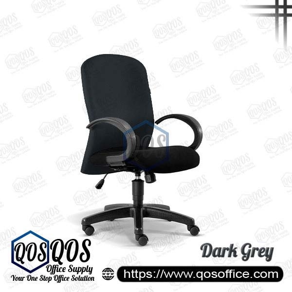 Office Chair Executive Chair QOS-CH2002H Dark Grey