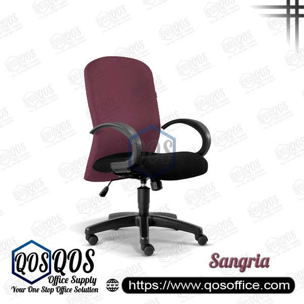 Office Chair Executive Chair QOS-CH2002H Sangria